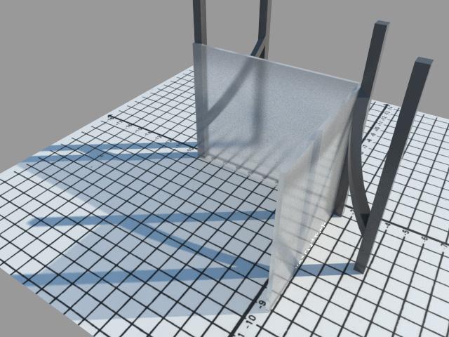 3d max настройки матовое стекло , База фотографий