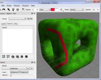 Ptex плагин для 3ds Max от Mankua