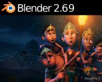 Blender 2.69