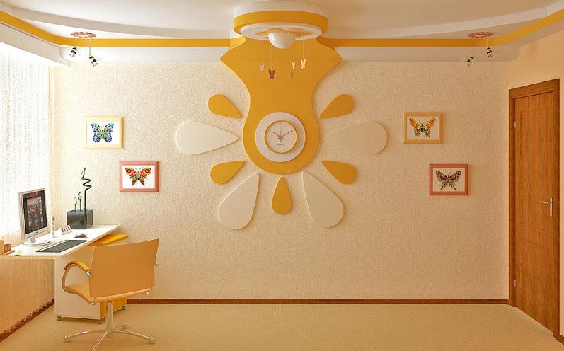 Изготовить на заказ детскую комнату совсем маленькая и дизайн. Легких