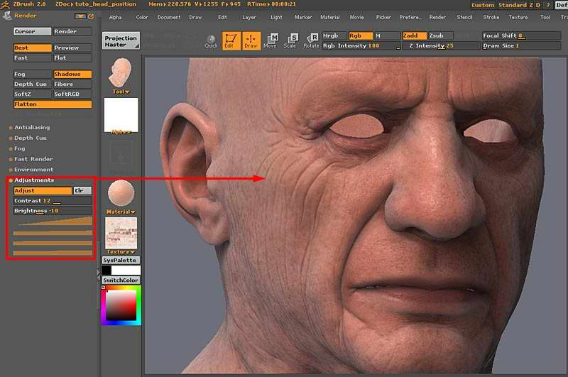 Zbrush overview