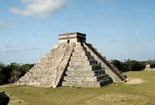 Культура страсти древней цивилизации Майя.