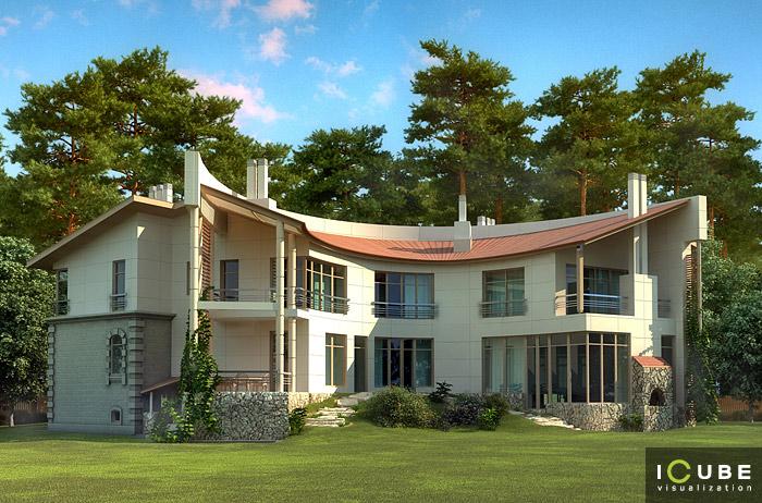 Немаловажную роль в расчёте стоимости проектирования жилого дома будут играть...