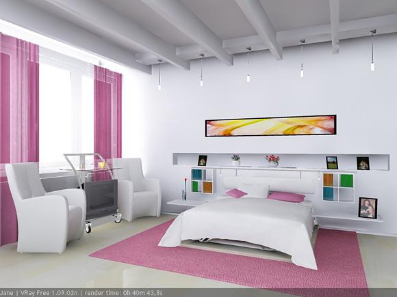 Комната для гостей. 1_4