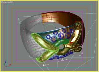 Model of Ring